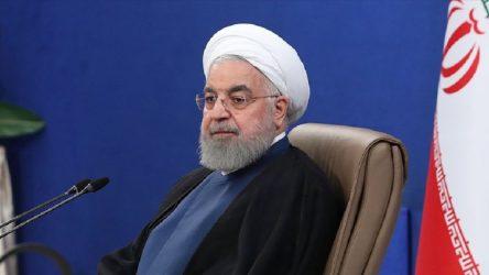 Ruhani'den İsrail'e suikast suçlaması