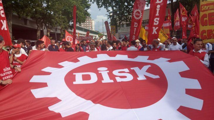 DİSK'ten AKP'ye 'asgari ücret' ziyareti