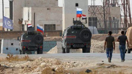 Suriye'de Rus konvoyuna bombalı saldırı
