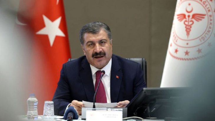 Türkiye'de bugün 89 kişi hayatını kaybetti, 3 bin 223 yeni 'hasta'