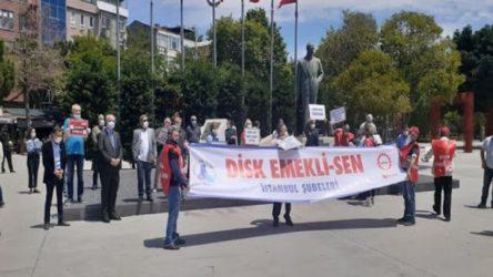 DİSK Emekli-Sen: Sendikama dokunma!