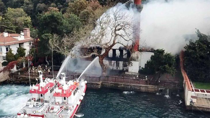 Yanan, tarihi Vaniköy Camisi için Bakanlıktan açıklama