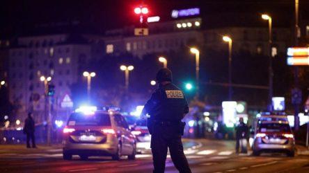 Viyana'daki terör saldırılarında 4 kişi öldü