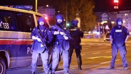 Viyana'daki terör saldırısını IŞİD üstlendi