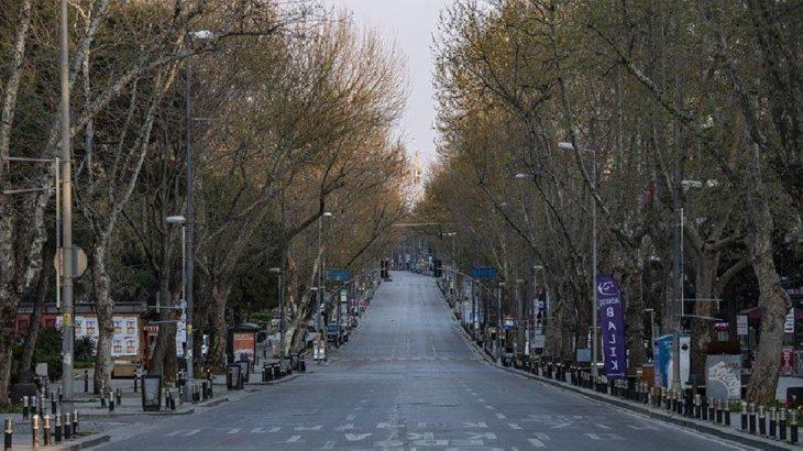 Yabancı turistler sokağa çıkma yasağından muaf tutulacak