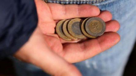 Asgari ücret 2021 yılı için 2 bin 825 lira olarak belirlendi