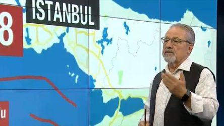 Prof. Dr. Naci Görür: Marmara'da depremin eli kulağında
