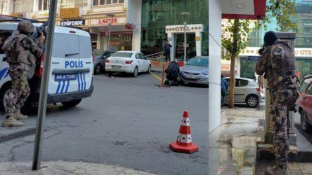 Cinayet zanlısı polislere ateş açtı: 1 polis öldü