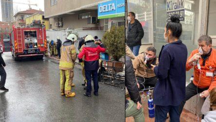 Maltepe'de özel bir hastanenin yoğun bakımında çıkan yangına ilişkin Kaymakamlık'tan açıklama