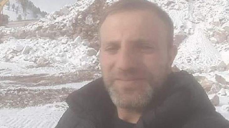 Taş ocağında patlama: 1 işçi hayatını kaybetti