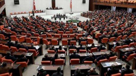 23 milletvekilinin dokunulmazlık dosyası TBMM'de