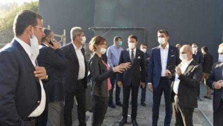 Kaftancıoğlu'ndan il binasının mühürlenmesine ilişkin açıklama