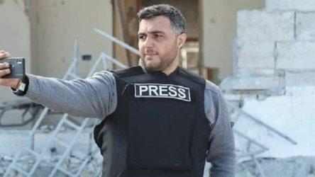 TRT muhabiri El Bab'ta öldürüldü