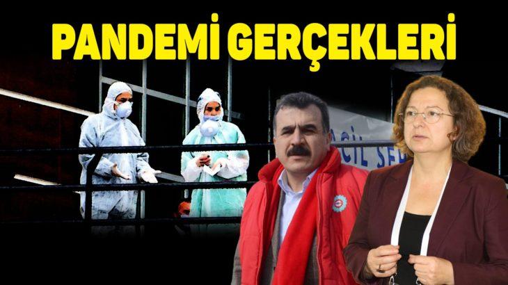 MANİFESTO TV | Pandemi gerçekleri