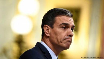 Macron ile görüşen İspanya Başbakanı karantinada