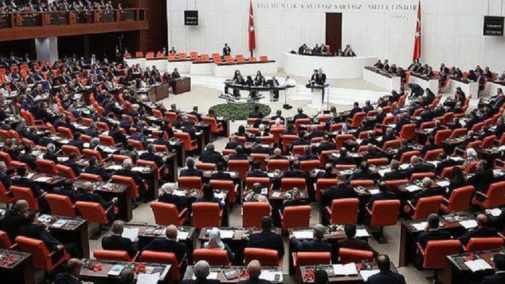 Meclis'e 62 dokunulmazlık fezlekesi daha geldi