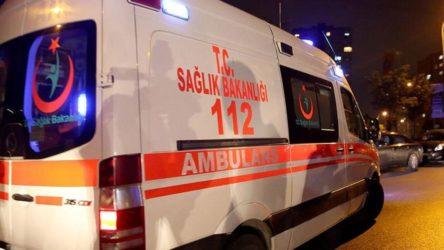 Bolu'da sağlık emekçilerine silahlı saldırı!