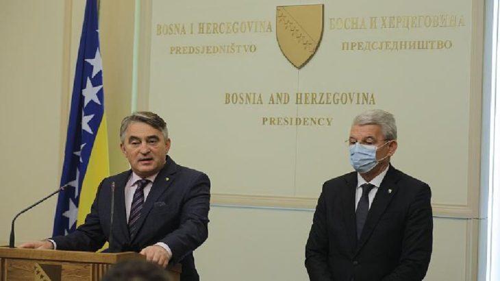 Bosna Hersek Devlet Başkanlığı Konseyi üyeleri, Lavrov ile görüşmeyi reddetti