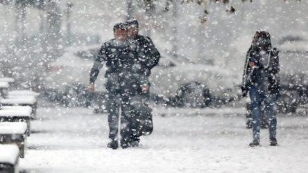 Meteoroloji'den 3 il için kar uyarısı
