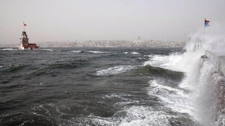 Meteoroloji'den İstanbul için 'sarı kod' uyarısı