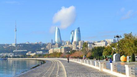 Azerbaycan'da sokağa çıkma kısıtlaması
