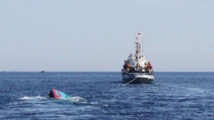 Vietnam kıyılarında yük gemisi battı : 15 kişi kayıp