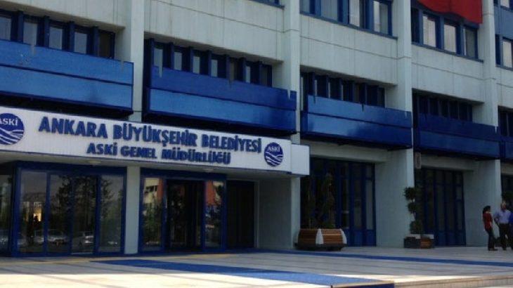 Ankara'da bazı otel ve tesislerden su bedeli tahsilatı yapılmamış