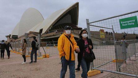Avustralya'ya seyahat eden iki kişide mutasyona uğrayan koronavirüs tespit edildi