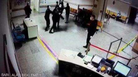 Samsun'da sağlık çalışanına bıçaklı saldırı girişimi
