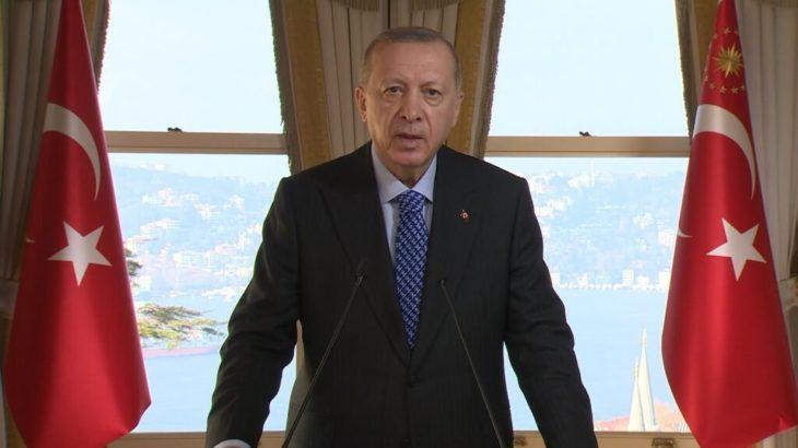 Erdoğan: Emperyalist yayılmacılığa izin vermeyeceğimizi ifade ettik