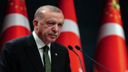 Erdoğan: Avrupa Birliği'nin yaptırım kararı Türkiye'yi çok fazla da ırgalamaz