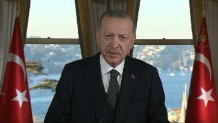 Erdoğan: Hiçbir ayrım yapmadan 156 ülkeye, 11 uluslararası kuruluşa tıbbi destek sağladık
