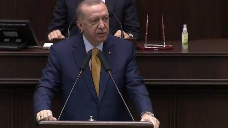 Erdoğan: AİHM bizim mahkemelerimizin yerine karar veremez