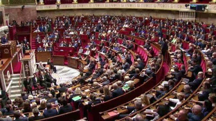 Fransa'da 16 emekli generalden Meclis'teki siyasi gruplara