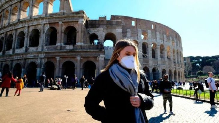 İtalya'da bir yolcuda mutasyona uğrayan koronavirüse rastlandı