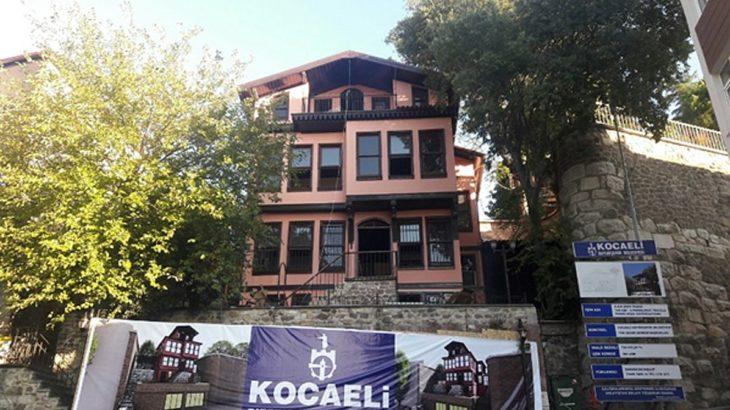 AKP'li belediye restore ettiği tarihi köşkü Ensar Vakfı'na tahsis etti
