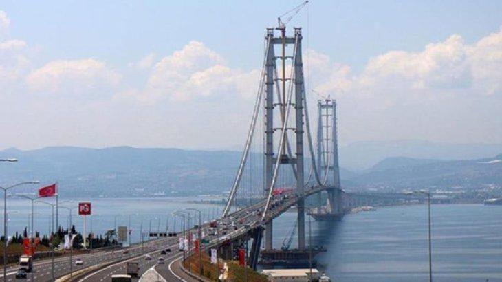 Osmangazi Köprüsü'ne 2020 yılında 3.3 milyar TL 'garanti' ödemesi!