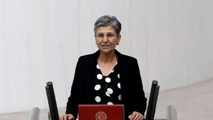 Milletvekilliği düşürülen HDP'li Leyla Güven'e 22 yıl 3 ay hapis