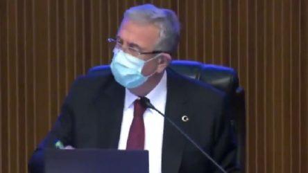 Mansur Yavaş'tan AKP'li meclis üyelerinin protestosuna yanıt