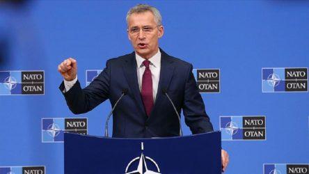 NATO Genel Sekreteri Rusya ve Çin'i hedef aldı