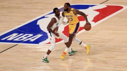 NBA'de iki oyuncunun koronavirüs testi pozitif çıktı