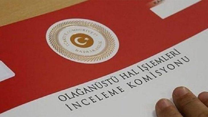 OHAL Komisyonu'nda 3 yılda 14 bin başvuru kabul edildi, 101 bin başvuru ise reddedildi