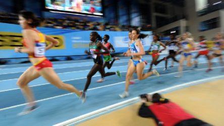 Dünya Salon Atletizm Şampiyonası ertelendi