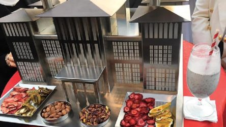 Bütçe görüşmelerinde saray yemekleri tartışması: Saray yemekleri Erdoğan'ın mahremi