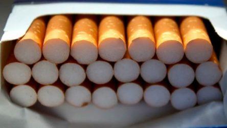 Sigara ve tütün ürünlerinde maktu vergi artırıldı