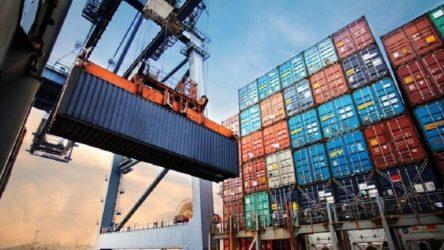 Kasım ayında ihracat yüzde 1 geriledi, ithalat yüzde15.9 arttı
