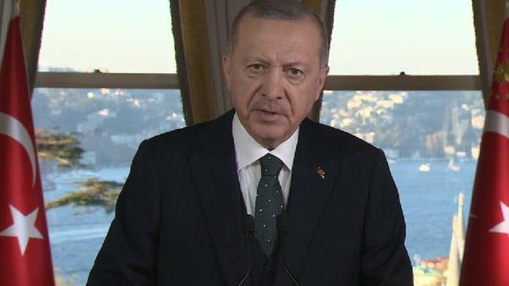 Erdoğan: Ülkemize ağır faturaları olacak hesapsız kitapsız adımlardan da uzak duruyoruz