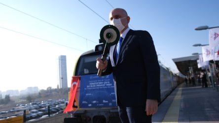BTS: Çin'e giderken kaybolan ilk ihracat treni