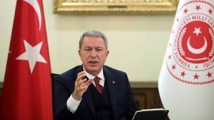 Bakan Akar: Ortak merkezde görev yapacak personel Azerbaycan'a gitti