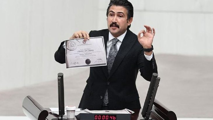 AKP'nin 'sahte diploma' savunması: Gurur duyuyoruz